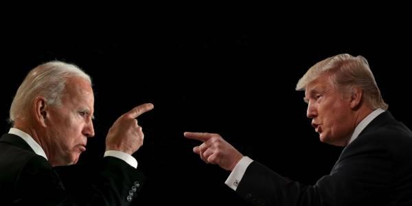 Trump v Biden: The Bookmakers' $1 Billion Election