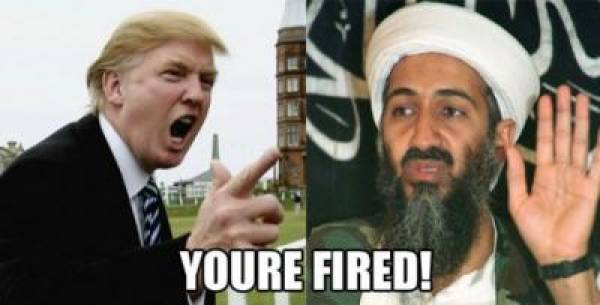 Celebrity Apprentice Bin Laden