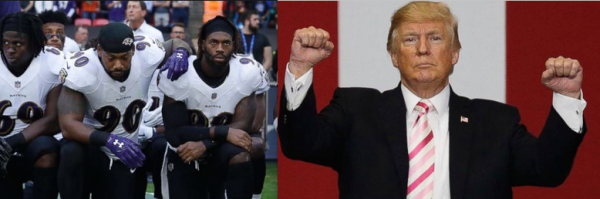 Bet on How Many NFL Teams Outscore Trump's 43 Percent Approval Rating