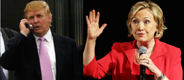 Bet on the Color of Donald Trump's Tie, Hillary Clinton's Pantsuit – First Debate