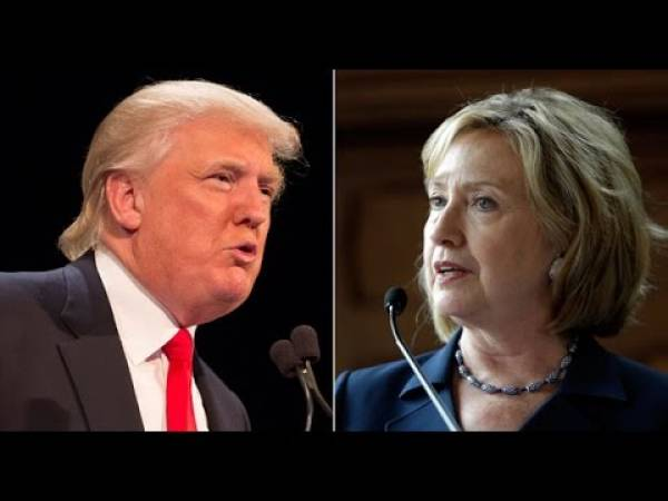 Debate Night Head to Head Betting Odds – Clinton vs. Trump