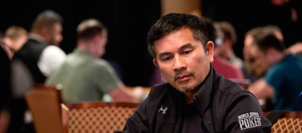 Truyen Nguyen's Double Knockout Propels Him Near Top of Main Event Day 1A
