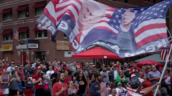 Trump Rally Sees Joe Biden's Odds Improve