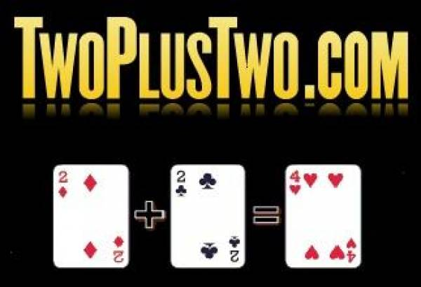 Two Plus Two Poker Posting Forum Expected to be Down Two to Four More Days