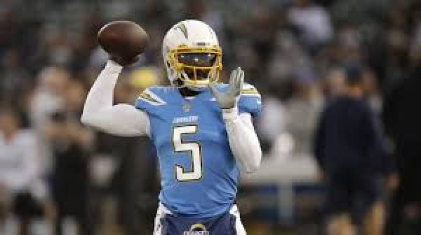 Chargers Starting Quarterback in Week 1 Odds 2020