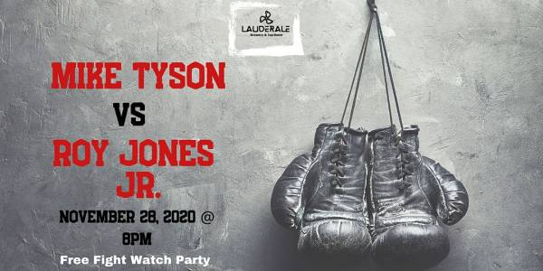 Where Can I Watch, Bet the Mike Tyson Vs. Jones Jr. Fight From Miami, Fort Lauderdale?