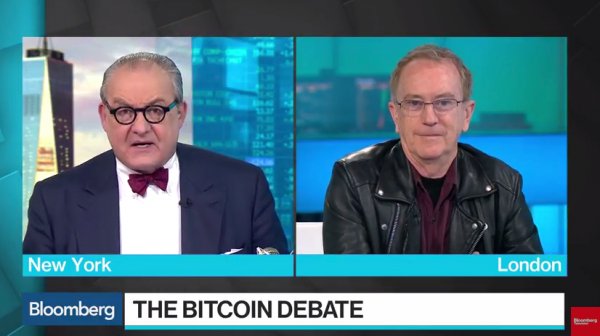 UBS's Donovan on Bitcoin: A Bubble Is a Bubble, 'Will Double on Monthly Basis'