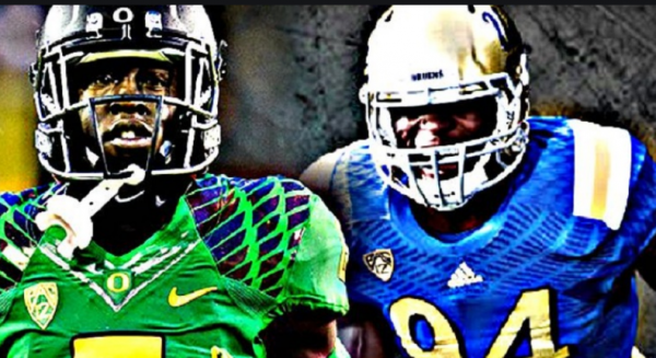 UCLA Bruins at Oregon Ducks Betting Preview