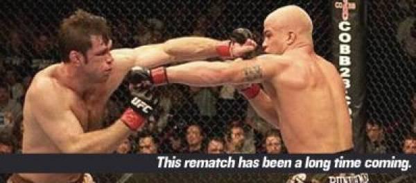UFC 106 Odds
