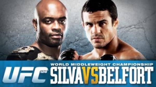 UFC 126 Betting