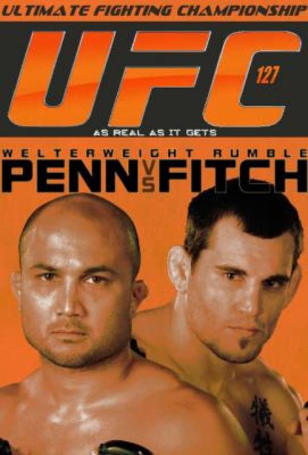 UFC 127 Odds:  Penn vs. Fitch