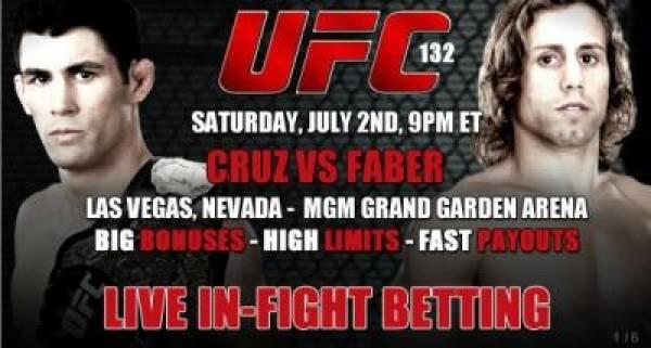 UFC 132