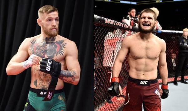UFC 229 Fight Odds Released - Khabib vs. McGregor