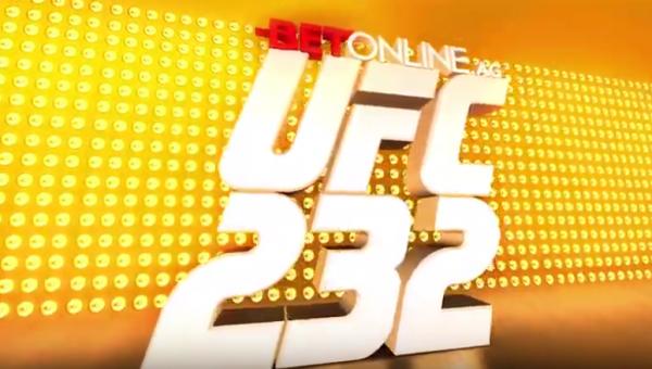 UFC 232 Betting Odds: Jones vs. Gustafsson
