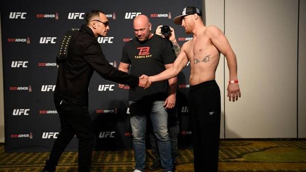 UFC 249 Betting Action Has Ferguson Seeing Around 57% of Bets