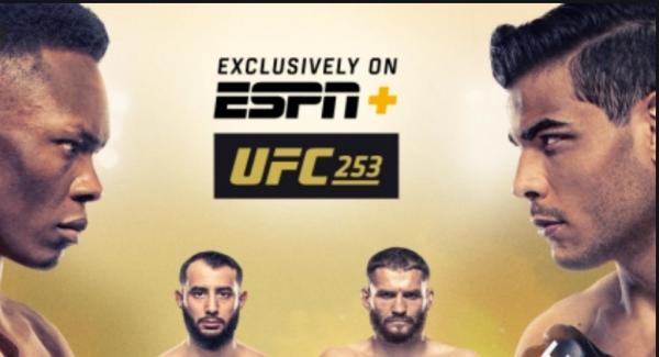 Costa vs Adesanya Fight Odds, Betting Props - UFC 253