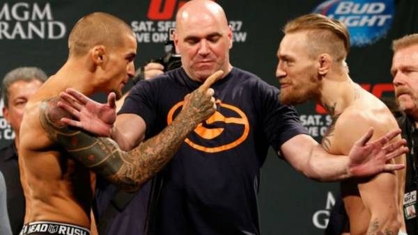 Where Can I Watch, Bet the McGregor vs. Poirier Fight UFC 257 From St. Louis