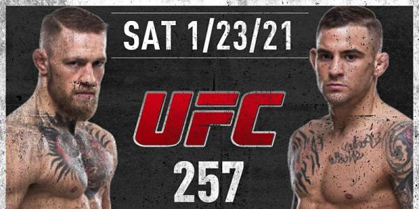 Where Can I Watch, Bet the McGregor vs. Poirier Fight UFC 257 From Miami
