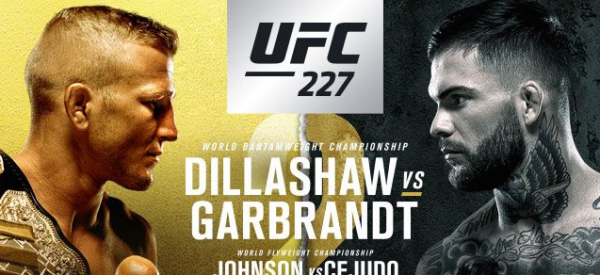 Where Can I Bet UFC 227?