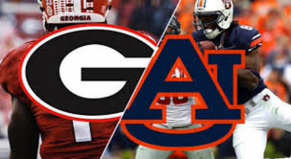 All Books Move UGA-Auburn Line to -2.5 Tuesday