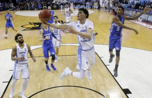 Bookies Make Out Big on Kentucky but UNC Advances to Final Four