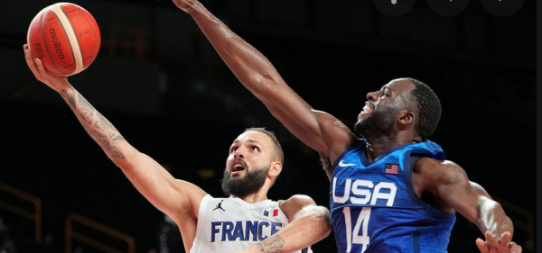 Team USA Basketball Gold Medal Payout Odds, To Win Group A  - Tokyo Olympics