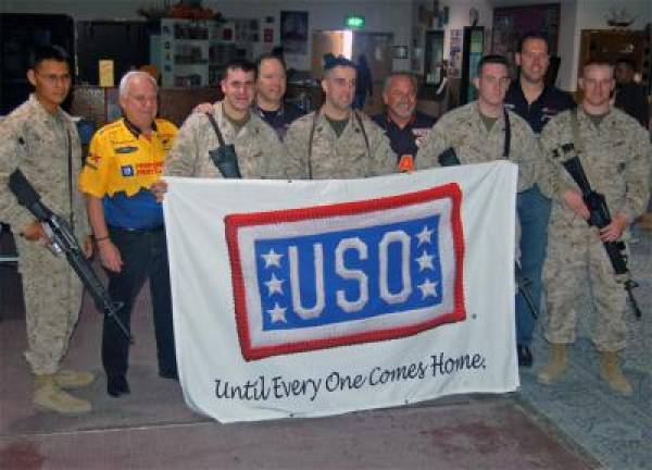 Subscription-Based Online Poker Room Donates to USO