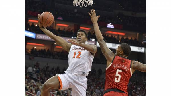 Louisville vs. Virginia Betting Picks, Odds- March 9