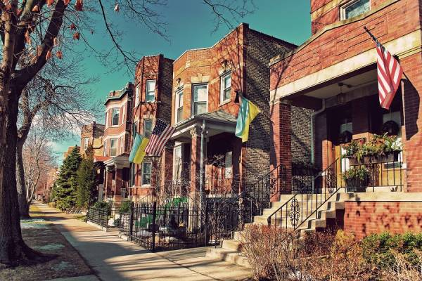 Find a Bookie in Chicago:  Ukrainian Village