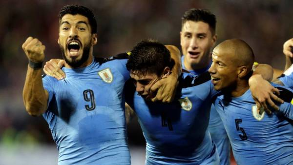 How Much Will a Bet on Uruguay Pay If They Win the 2018 FIFA World Cup?