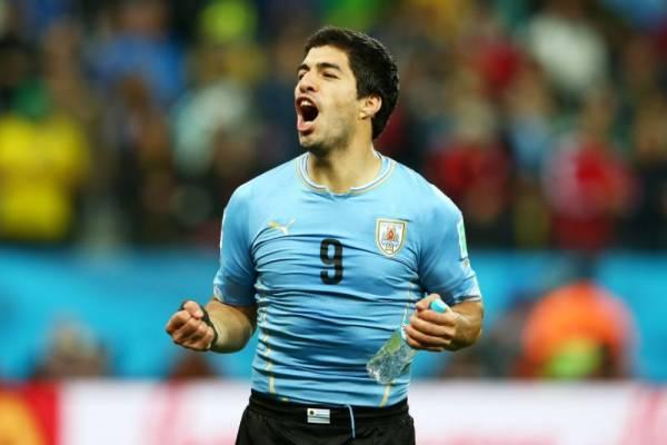 Odds suarez biting world cup 2018