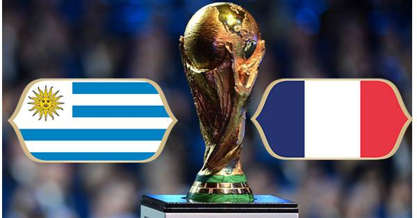 Uruguay vs. France Betting Tips - 2018 World Cup