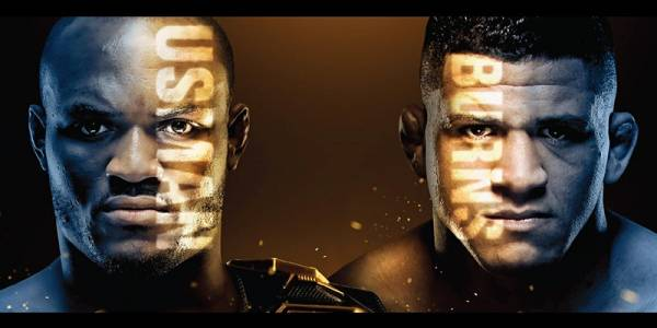 Where Can I Watch, Bet the Usman vs. Burns UFC 258 Fight From Sacramento