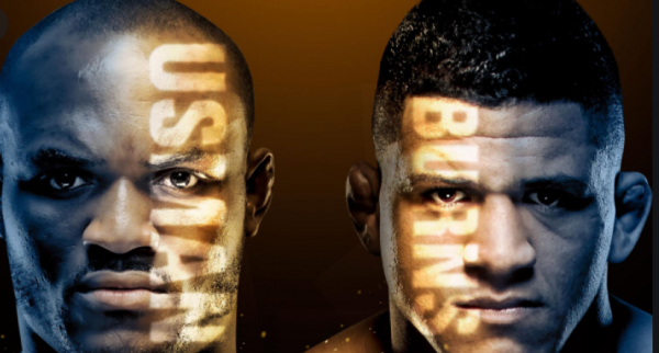 Where Can I Watch, Bet the Usman vs. Masvidal Fight UFC 261 From Brownsville, South Padre Island