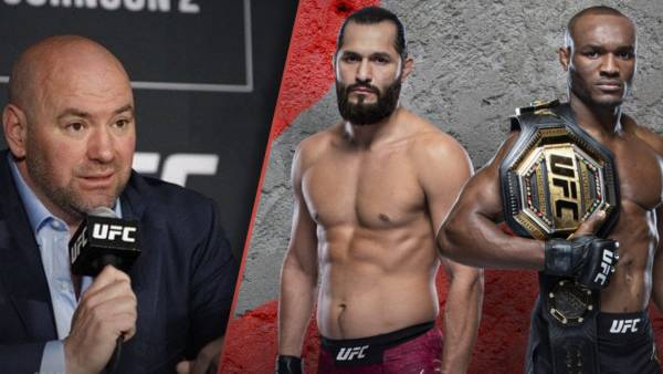 Where Can I Watch, Bet the Usman vs. Masvidal 2 Fight UFC 261 From Portland, Oregon
