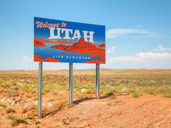 Trump Under Water in Red Utah, Slips to +160 Odds Nationally