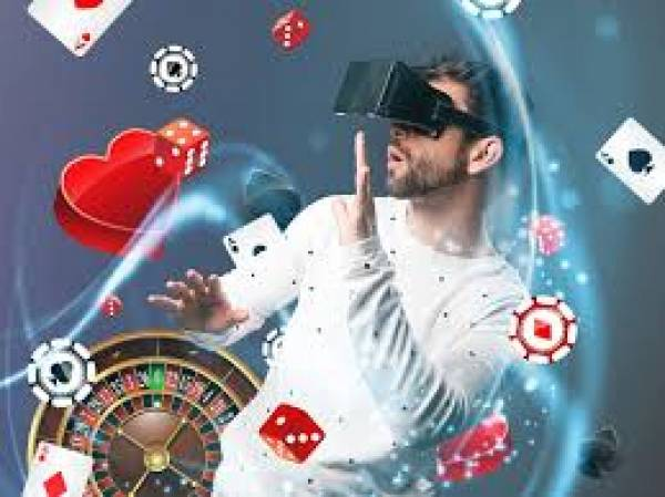 Will VR Be In Our Casino Games?