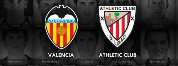 Valencia v Athletic Bilbao Winner Betting Preview, Latest Odds - 19 Feb