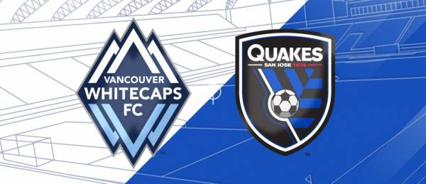 Vancouver Whitecaps v San Jose Earthquakes Picks, Betting Odds - Wednesday July 15