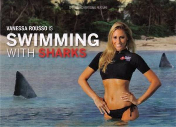 Vanessa Rousso Sexiest Poker Player of 2010