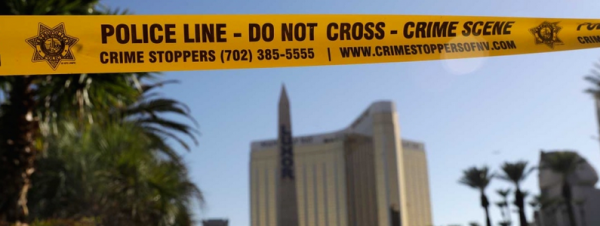 Vegas Shooter Shot at Fuel Tanks to Divert Attention