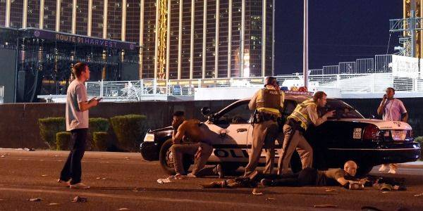 Vegas Shooter: Over a Hundred Thousand in Gambling Transactions the Last Few Weeks