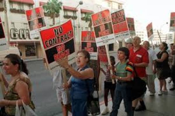 What Will Happen If Vegas Casino Employees Go On Strike?  Will I Be Able to Gamble?