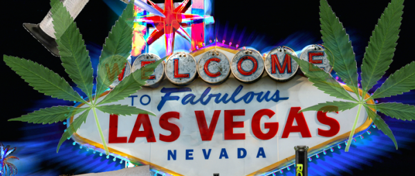 Weed Meets Gaming, Sports Betting at This Week's G2E in Vegas
