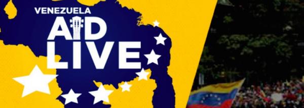 Betcris Supports Venezuela Aid Live