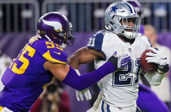 Expert Picks, Predictions Against The Spread: Vikings @ Cowboys 2019
