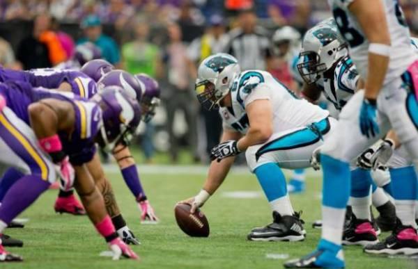 Vikings-Panthers Betting Odds – Week 14 NFL