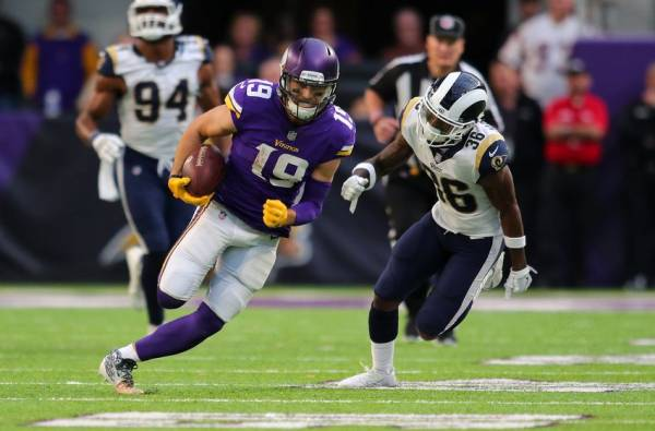 Bet the Minnesota Vikings vs. Rams Week 4 - 2018: Latest Spread, Odds to Win, Predictions, More