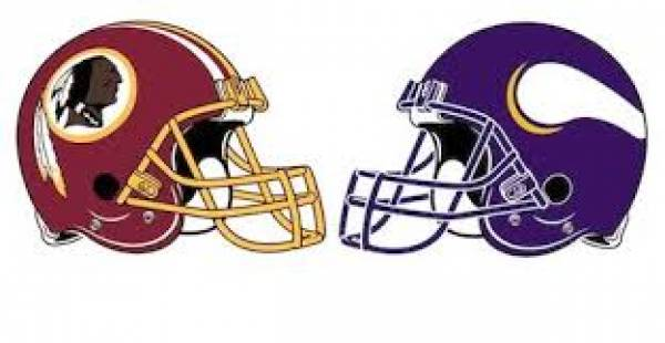 What the Bookies are Saying: Vikings vs. Redskins