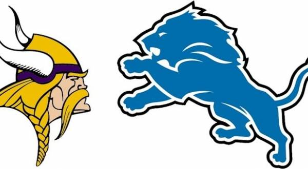 Vikings vs. Lions Thanksgiving Day Betting Odds